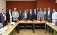 Συνάντηση των Περιφερειαρχών με την νέα ηγεσία του Υπουργείου Εσωτερικών
