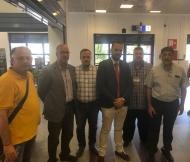 Νεκτάριος Φαρμάκης: «Κρίσιμη υποδομή ανάπτυξης το αεροδρόμιο του Αράξου»