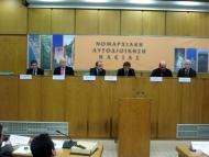 Η συζήτηση στο Περιφερειακό Συμβούλιο (Πύργος 14.02.2011)