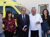 Η Περιφέρεια Δυτικής Ελλάδας ενισχύει με ξενοδοχειακό εξοπλισμό το Νοσοκομείο Αμαλιάδας – Απ. Κατσιφάρας: Είμαστε κοντά στις δημόσιες δομές υγείας
