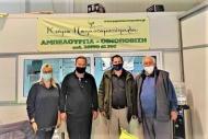 Στήριξη των οινοποιείων με το πρόγραμμα προώθησης οίνων - Ο Αντιπεριφερειάρχης Αγροτικής Ανάπτυξης Θ.Βασιλόπουλος στις επιχειρήσεις Παπασταματόπουλου και Παναγιωτόπουλου