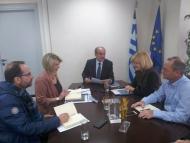 Απόστολος Κατσιφάρας: Με υπεύθυνη διαχείριση και διαφάνεια συνεχίζουμε την υλοποίηση του ΠΕΠ Δυτικής Ελλάδας 2014-2020