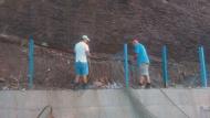 Παρεμβάσεις στη θέση «Αμορανίτικα Βράχια» στην Ορεινή Ναυπακτία