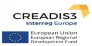 Πρόσκληση στην 1η Συνάντηση Εργασίας (Stakeholder Group Meeting) του έργου CREADIS3-Δημιουργικές Περιοχές έξυπνης εξειδίκευσης