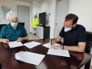 Έργα προστασίας από τη διάβρωση στην παραλιακή ζώνη Καλαμακίου από την Περιφέρεια Δυτικής Ελλάδας